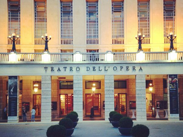 Teatro dell'Opera – Luxurious and affordable