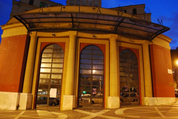 Teatro Palladium – Young theatre in a young era