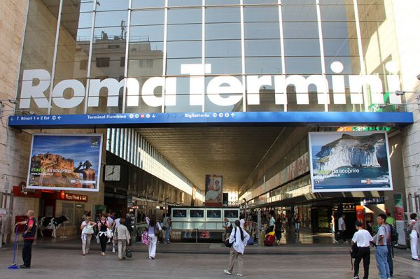Termini Station Rome