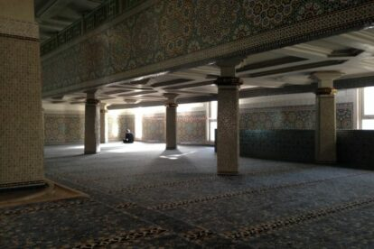 The Mosque Rome