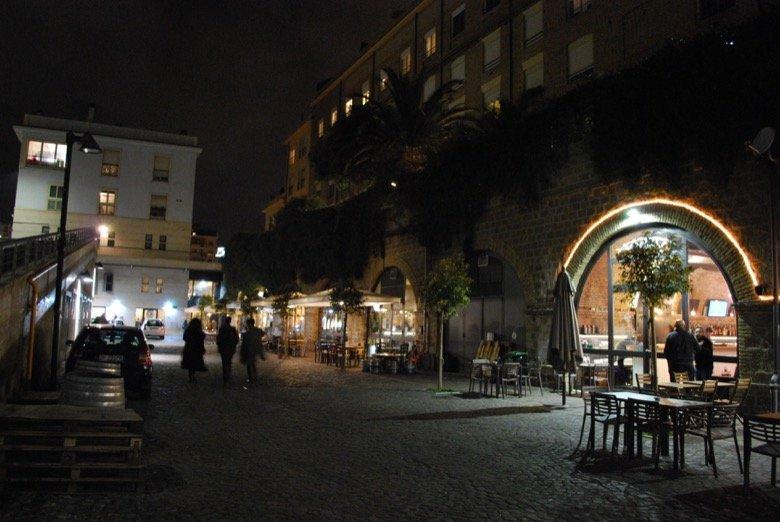 Via Antonio Pacinotti 83 Rome