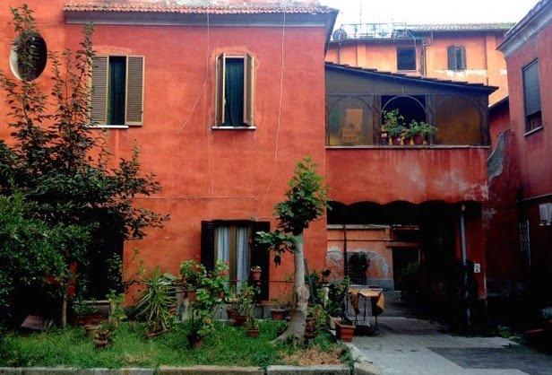 Via degli Orti d'Alibert Rome