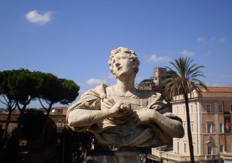 Villa Aldobrandini – A secret garden
