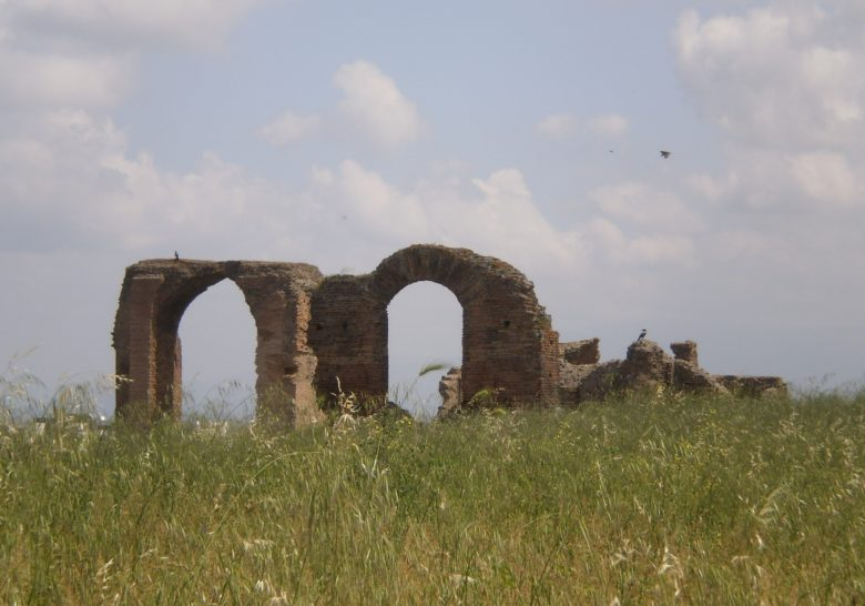 Villa dei Quintili – Atmospheric Roman villa