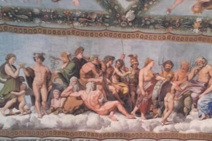 Villa Farnesina Rome