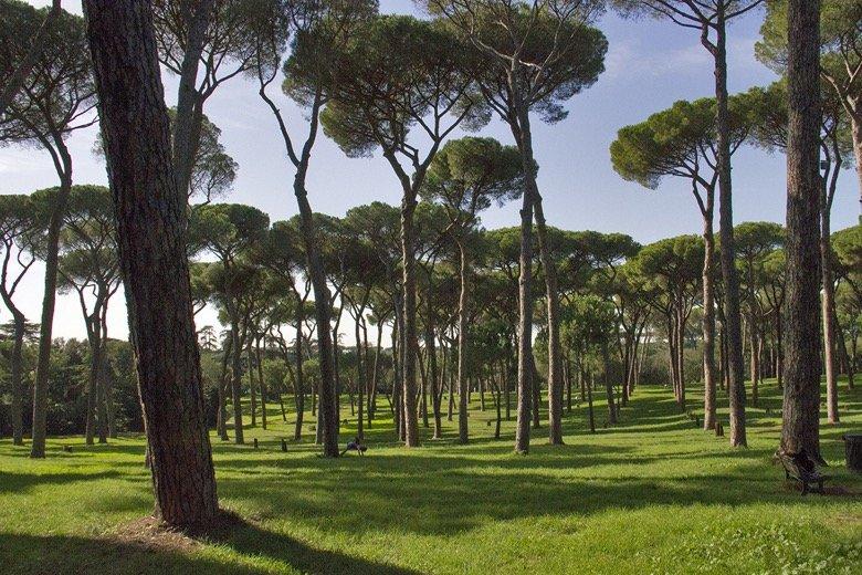 Villa Pamphilj Rome