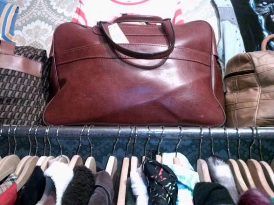 Vintage in San Lorenzo – Cheap shopping