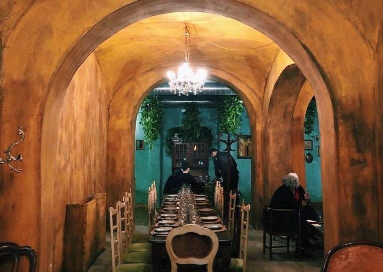 Vittorio Spezie e Cucina Rome