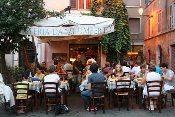 Zi Umberto Quality And Location In Trastevere