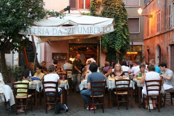 Zi Umberto Rome