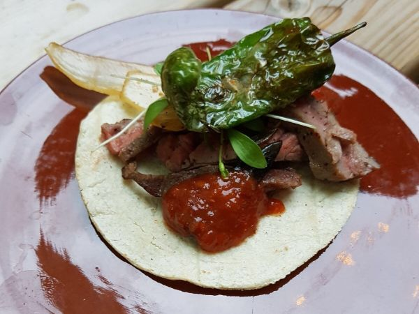 Alfredo's Taqueria – Mexican food has arrived