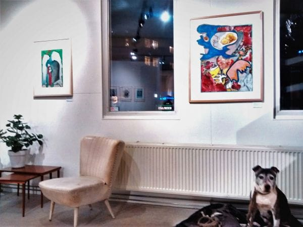 Atelier Herenplaats – The place for outsider art