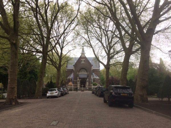Begraafplaats Crooswijk Rotterdam