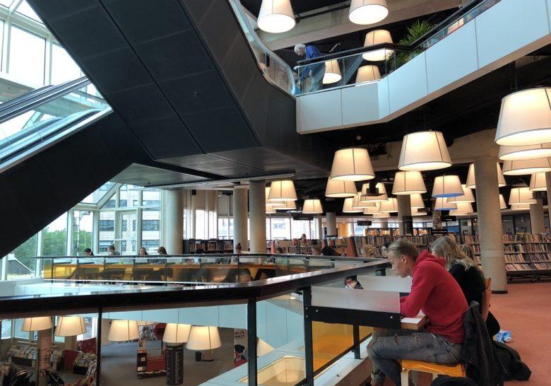Bibliotheek Rotterdam Rotterdam
