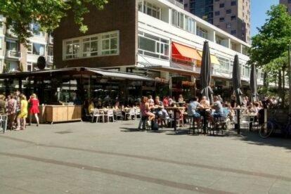 Bokaal Rotterdam