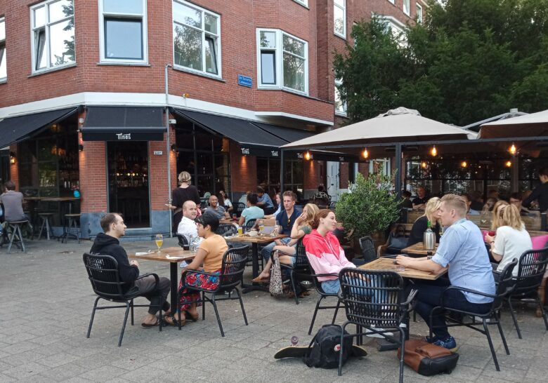 Brasserie Tines Rotterdam