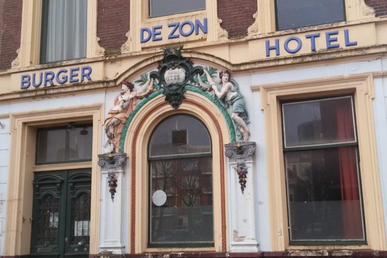 Burgerhotel De Zon Rotterdam