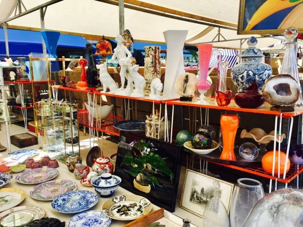 Centrummarkt Binnenrotte – Food & vintage finds