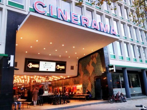 Cinema Cinerama Rotterdam