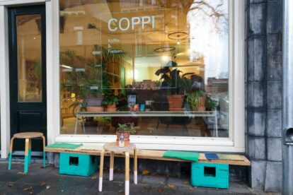 COPPI Koffie – Cycling and coffee