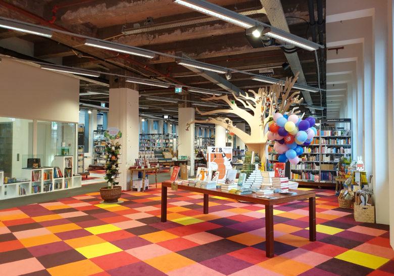 Donner Bookstore Rotterdam