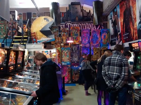 Dutch Pinball Museum Rotterdam