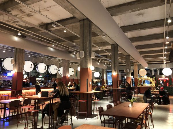 Foodhallen Rotterdam Rotterdam