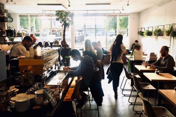 Harvest Coffee Brewers Rotterdam