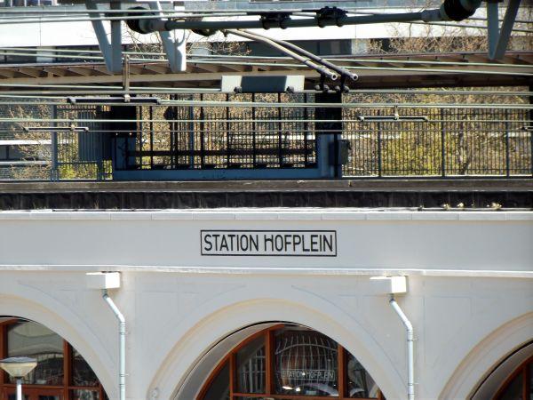 Hot Spot Station Hofplein Rotterdam