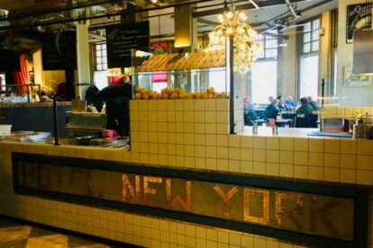 Hotel New York – Classic all-day dining