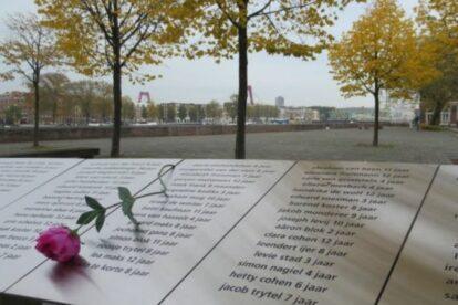 Joods Kindermonument Rotterdam