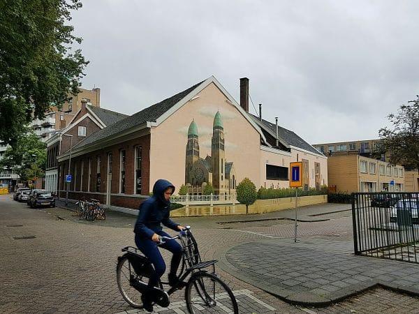 Koninginnekerk Mural Rotterdam