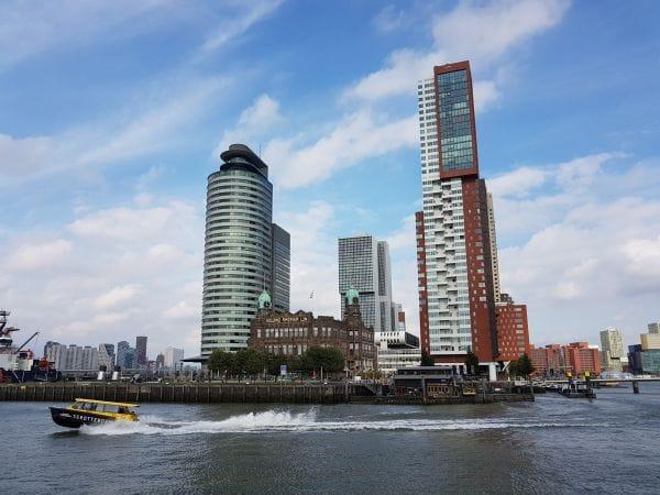 Kop van Zuid - Wilhelminapier Rotterdam