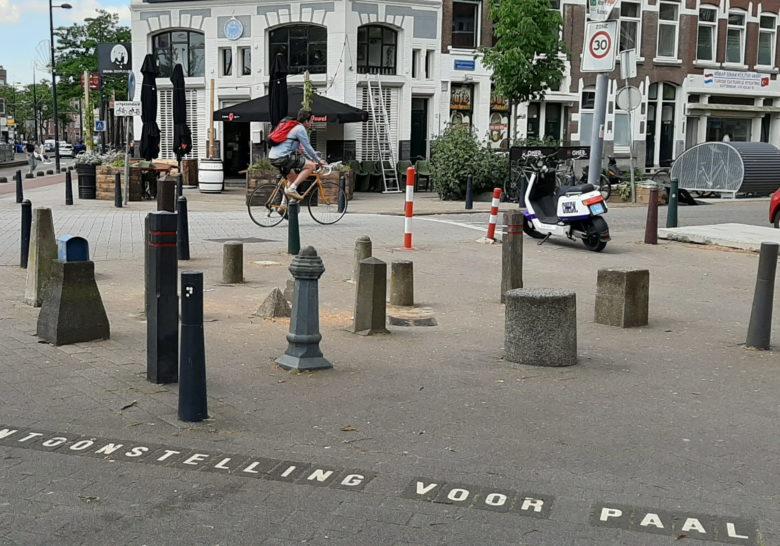 Landelijke Tentoonstelling voor Paal Rotterdam