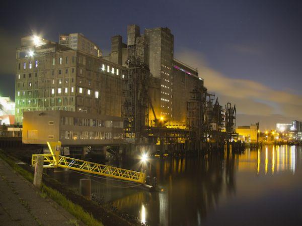 Maassilo / Factory010 Rotterdam