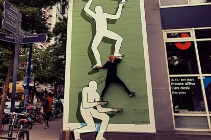 Street Art and Public Art Spots in Rotterdam: Our Locals' Favorites!