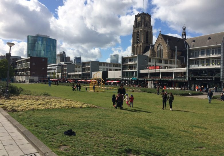 Markthal Field Rotterdam