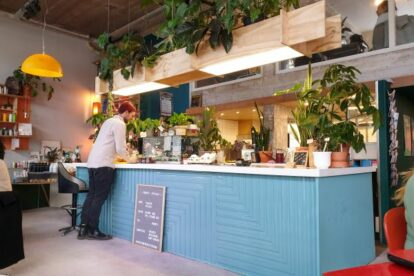Oase Coffee and Mini-Mall Rotterdam