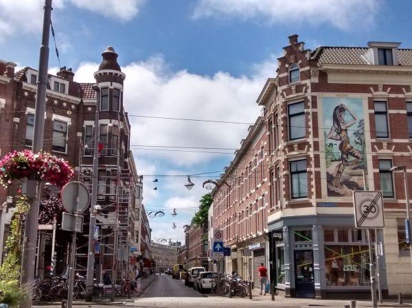Oude Noorden/Liskwartier Rotterdam