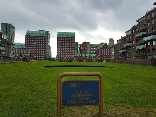 Plein LOODS 24 Rotterdam