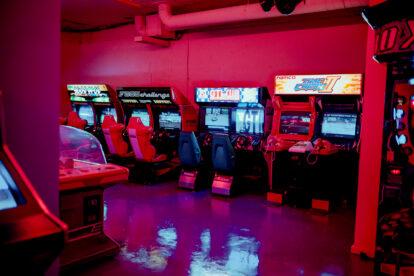 Poing Arcade Rotterdam