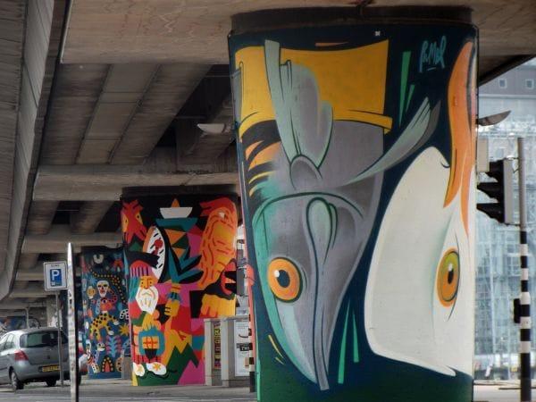 ROAR - Rotterdam Art Ride Rotterdam