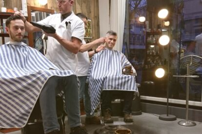 The Barber Parlour Rotterdam