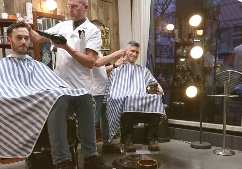 The Barber Parlour Rotterdam