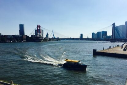 Watertaxi – Highspeed transport