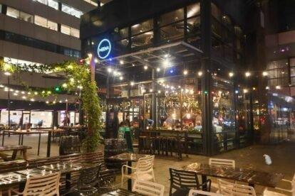 Weena Restaurant Bar – After-work drinks