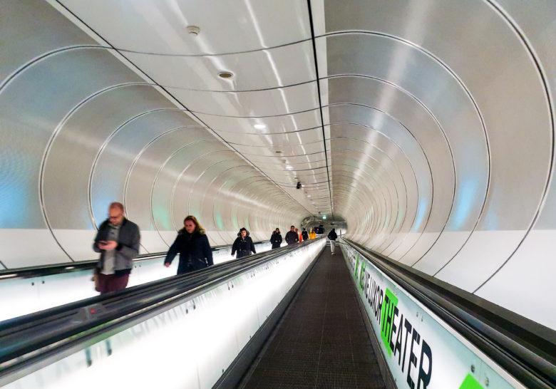 Wilhelminaplein Metro Station Rotterdam