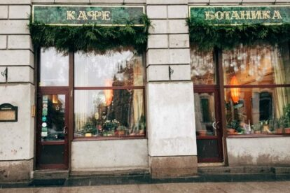 The Very Best Local Restaurants in Saint Petersburg