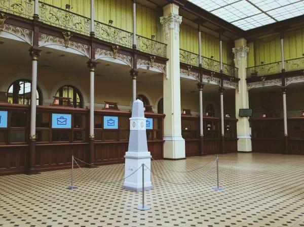 Central Post Office Saint Petersburg