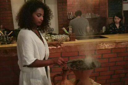 Addis – Magical and peculiar coffeehouse